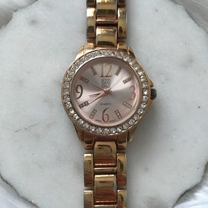NY&C Rose Gold Watch - Not Working